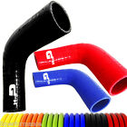 Silicon 45° Reducing Elbow Bend Hose Silicone Rubber Water Coolant Pipe Hoses