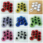 Sew On Animal Eyes 15mm 7 Colours 2 Sizes Sold Per 4 Buttons Shank On Back