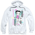 Betty Boop BOOPING 80'S STYLE Art Deco Licensed Sweatshirt Hoodie $44.78 USD on eBay