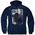 Star Trek Enterprise Series TRIP TUCKER Licensed Sweatshirt Hoodie