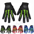 Hotsale Motorcycle Motorcross Bicycle Bike Riding Full Finger Protective Gloves
