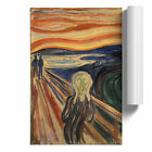 Poster Various Sizes Edvard Munch The Scream