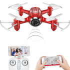 Syma X5UW 2.4G Altitude Hold FPV RC Wifi HD Camera Drone Flight Track Function