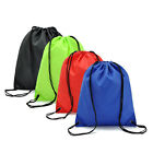 Nylon Drawstring Bag Storage For Outdoor Sport Shoe Clothes Book Lightweight Hot