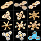 3D Fidget Hand Spinner Finger EDC Focus Stress Reliever Toys For Kids Adults NEW