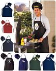 NFL Team Barbecue Tailgating Apron and Chef's Hat $19.99 USD on eBay