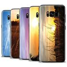 STUFF4 Gel/TPU Case/Cover for Samsung Galaxy S8 Plus/G955/Sunset Scenery
