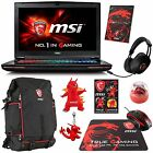 MSI GT72VR DOMINATOR PRO 17.3-Inch 120Hz i7-7700HQ GTX 1070 1060 Gaming Laptop