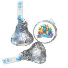 30th Birthday Party Supplies Hershey Kiss Labels Stickers Pe