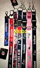 NFL New England Patriots keychain Lanyard - Pick Your Color!