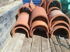 16 X NEW CLAY RIDGE TILES AS PER PHOTOS  COLLECTION & DELIVERY A 27 ARUNDEL