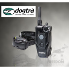 Dogtra 200C 202C Compact Dog Training Collar 1 or 2 Dogs 1/2 Mile Rechargeable