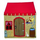 Fabric Farm Barn Children Playhouse / Play Tent / Wendy House by Win Green