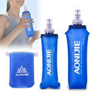 AONIJIE Soft Flask Outdoor Sports Bicycle Water Bottle Folding 170ml -500ml