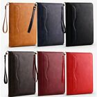 Luxury Soft Leather Case Smart Auto Sleep Card Cover For iPad Air /Pro /9.7/mini