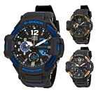 Casio G-Shock Master Of G Mens Multifunction Watch - Choose color