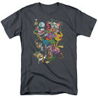 Uncle Grandpa Cartoon INSIDE THE RV Licensed Adult T-Shirt All Sizes