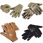 Outdoor Sport Full Finger Gloves Tactical Military Training Motocycle Mittens