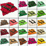25 Pcs Cotton Thread Floss Carfting Sewing Skein Embroidery Stitch Needlepoint