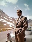 Sean Connery in Goldfinger film Glossy Photo print A4 or A5 size James Bond