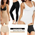WOMENS LADIES SEAMLESS TUMMY CONTROL BODY SHAPE UNDERWEAR SLIMMING SUPPORT S-3XL