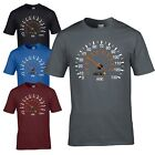 Speedometer 1978 40th Birthday T-Shirt - Funny Feels Age Year Present Mens Gift