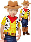 Childs Disney Toy Story Costume Boys Girls Buzz Woody Jessie Travis Fancy Dress
