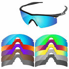 PapaViva Polarized Replacement Lenses For Oakley M Frame Strike Multi Options