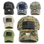 Boucle USA American Flag Baseball Cap Military Tactical Operator Hat New