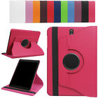 Leather Stand 360° Rotating Cover Case Folio For Samsung Galaxy Tab S3 9.7 T825