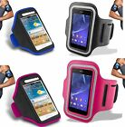 RUNNING SPORTS  GYM ARMBAND STRAP CASE COVER FOR VARIOUS MOBILE PHONES