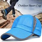 Vogue Men Women Outdoor Sport Baseball Hat Mesh Running Running Tennis Golf Cap