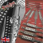Brand New Metal Studded Strong Gothic Punk Style Leather Wristband All Handmade