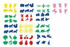 Paint and Dough Stampers Set of 6 - Assorted designs