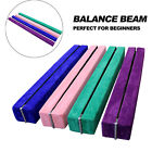 4Colors Junior Sectional Folding Balance Beam Training bar Gymnastics Attachable