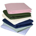 Extraordinary Value FITTED BED Sheet, COTTON RICH, UNIQUE COLORS, SIZE - DOUBLE