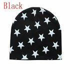 Utility Colorful Cotton Baby Hat Star Cap Autumn Winter
