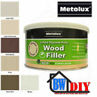 Metolux 2 Part Styrene Free High Quality Professional Wood Filler 6 Real Colors