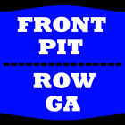 2 TIX ROB ZOMBIE 7/12 PIT GA THE ROSE MUSIC CENTER HUBER HEIGHTS