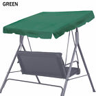 "New Patio 77""x43"" Swing Canopy Replacement Porch Top Cover Seat Furniture"