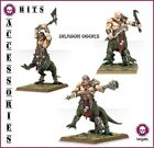 BITS WARHAMMER BATTLE CHAOS DRAGON OGRES