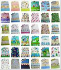 Children's cot bed Duvet Cover and Pillowcase - Girls and Boys Bedding 90 x 120