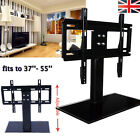 Universal Table TV Stand & Wall LCD LED Plasma VESA Bracket Fit For 14-71'' inch New