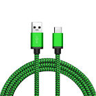 LOT 6 FT USB-C Type-C Data Sync Charger Charging Cable Cord for Samsung S8/Plus