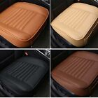 Super Luxury PU Leather Auto Car Seat Protector Mat Cover Pad Breathable Cushion