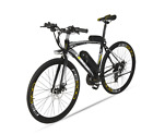Cyrusher RS600 Man 21 Speeds 700C Road Electric Bicycle 240Watt 36V Disc Brakes