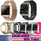 US Sale Sport Silicone/Milanese Watch Band Strap Bracelet For Fitbit Blaze Wrist