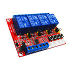 MagiDeal 4 Channel Relay Module Board for Arduino ARM PIC AVR Raspberry Pi