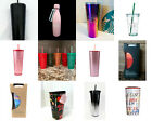 NEW Starbucks 2018 Stainless Steel Cold Cup Water Bottle PINK SAME DAY SHIPPING