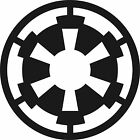 Star Wars Inspired Galactic Empire Sticker Vinyl Decal For Car Window Wall $1.99 USD
